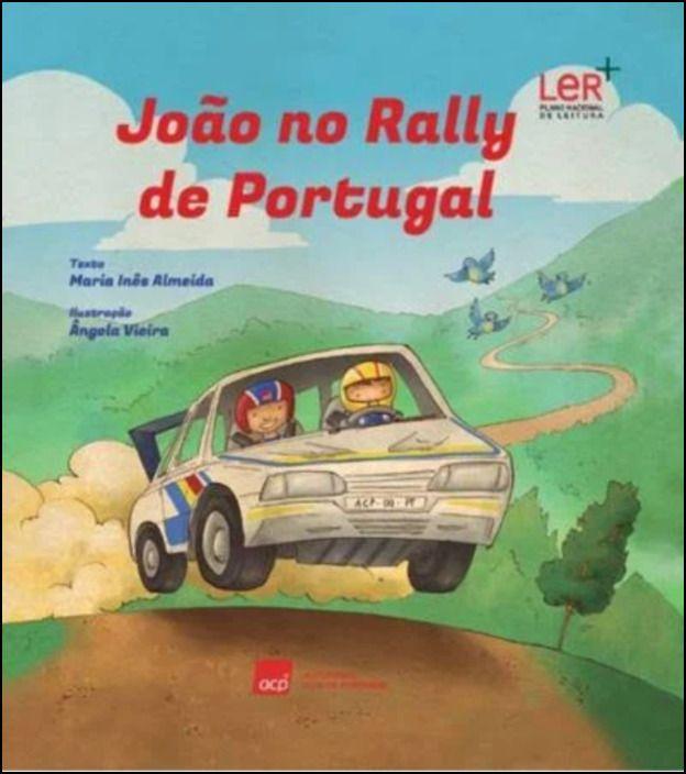 João no Rally de Portugal