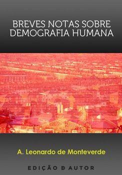 Breves Notas Sobre Demografia Humana