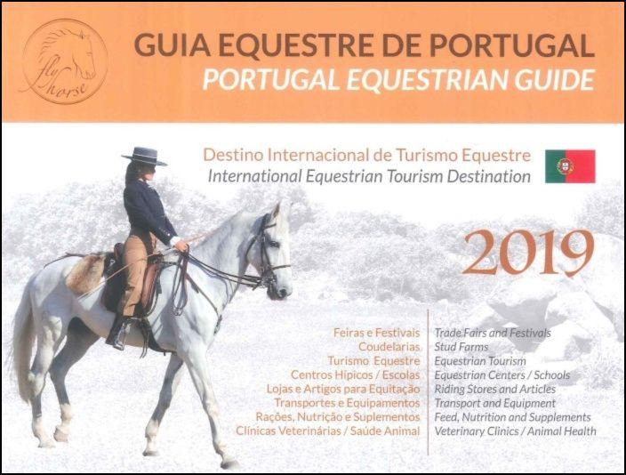 Guia Equestre de Portugal 2019 (Port./Ing.)