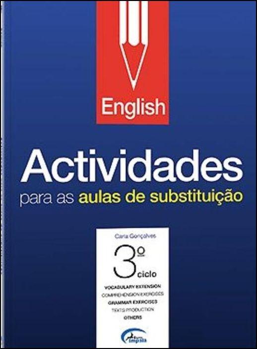 Actividades para as Aulas de Substituição - Língua Inglesa