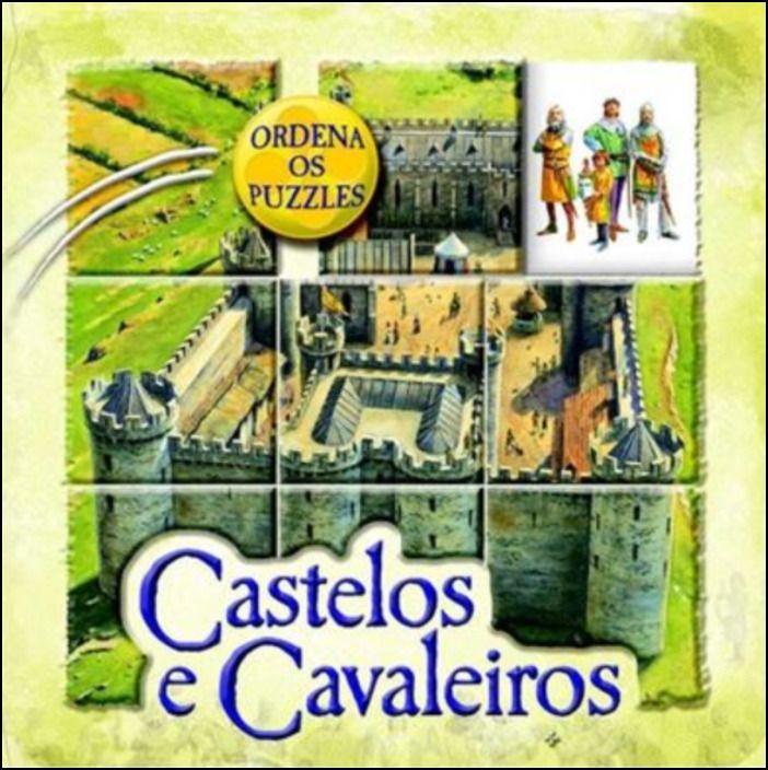 Castelos e Cavaleiros - Ordena os Puzzles