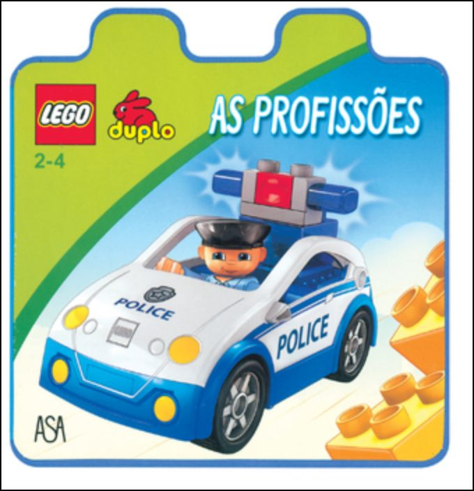 Lego Duplo: As Profissões