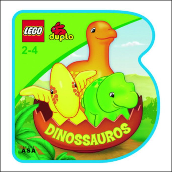 Dinossauros - Lego Duplo