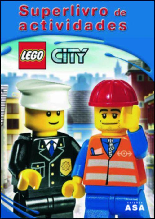 Lego: Superlivro de Actividades