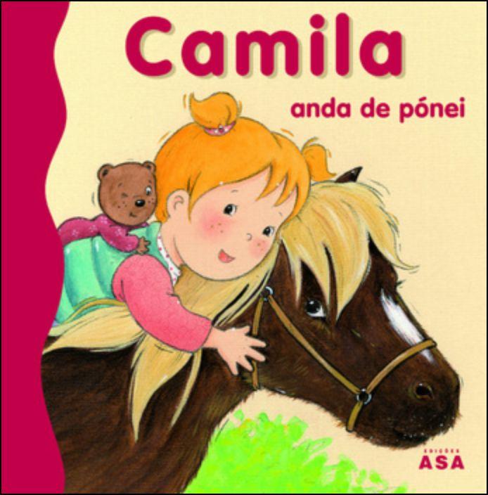 Camila Anda de Pónei