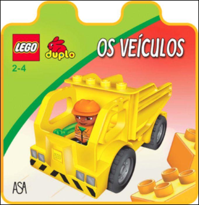 Lego: Os Veículos