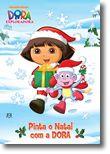 Pinta o Natal Com a Dora