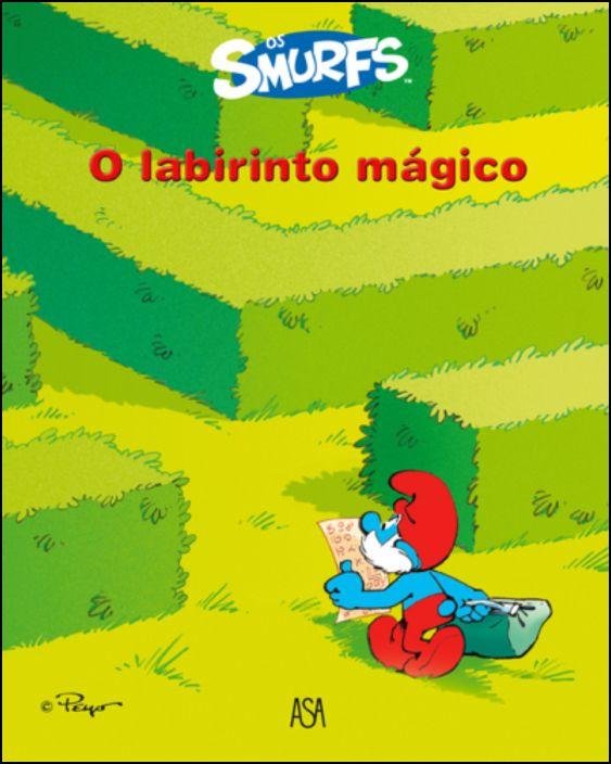 Smurfs - O Labirinto Mágico