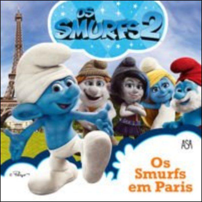Os Smurfs 2 - Os Smurfs em Paris