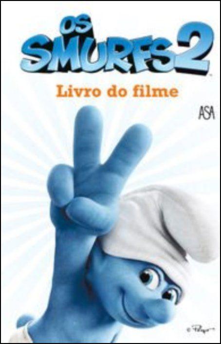 Os Smurfs 2 - Livro do Filme