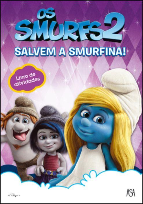 Os Smurfs 2 - Salvem a Smurfina! (Atividades)