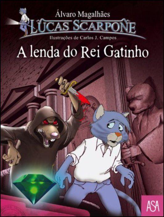 A Lenda do Rei Gatinho