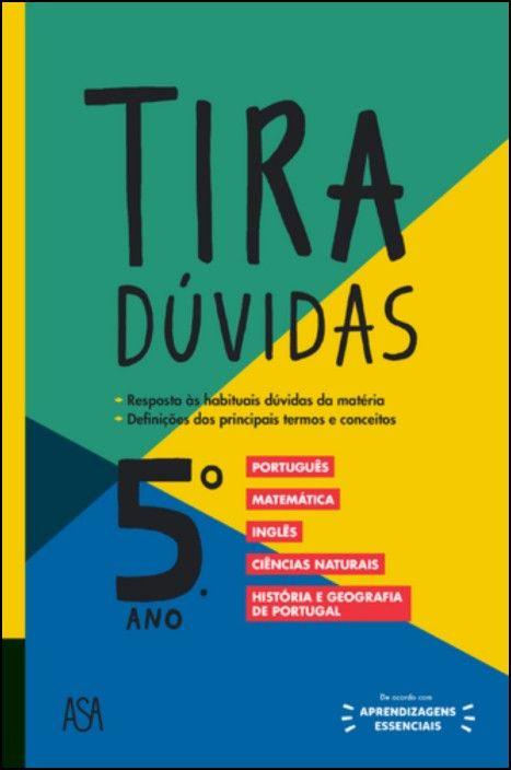 Tira Dúvidas Multidisciplinar - 5.º Ano