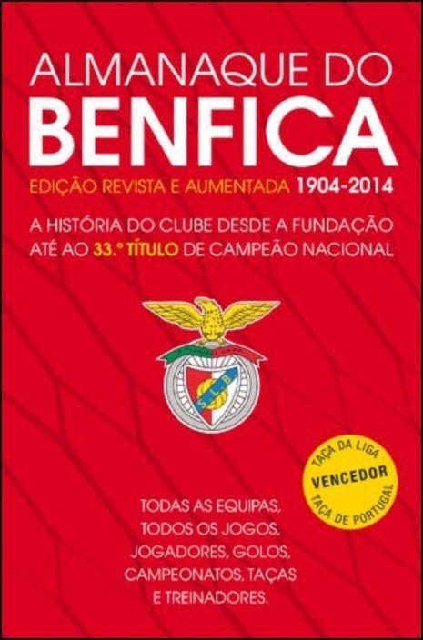 Almanaque Do Benfica - Edição Revista