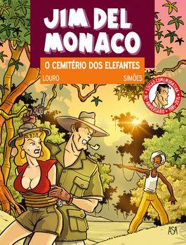 Jim Del Monaco ? O Cemitério dos Elefantes