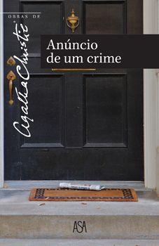 Anúncio de um Crime