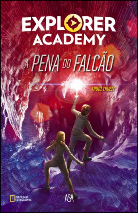 Explorer Academy 2 - A Pena do Falcão
