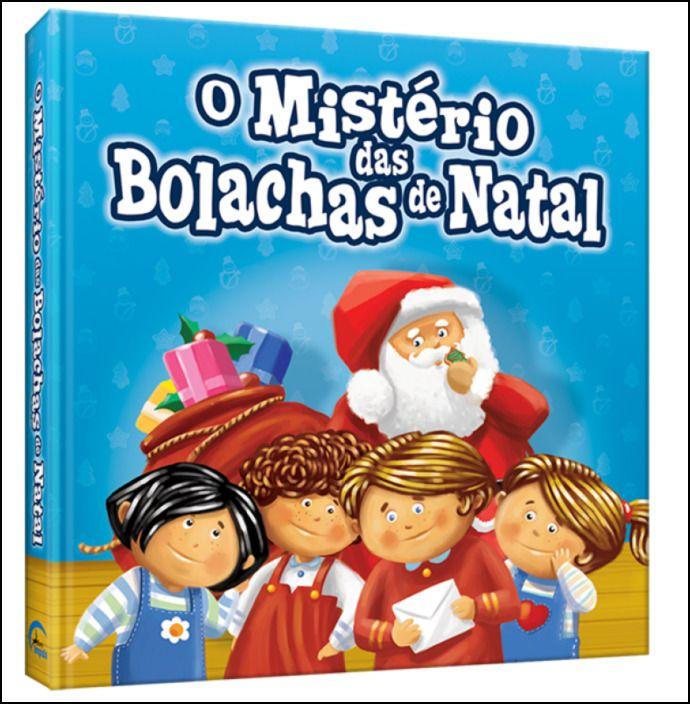 O Mistério das Bolachas de Natal
