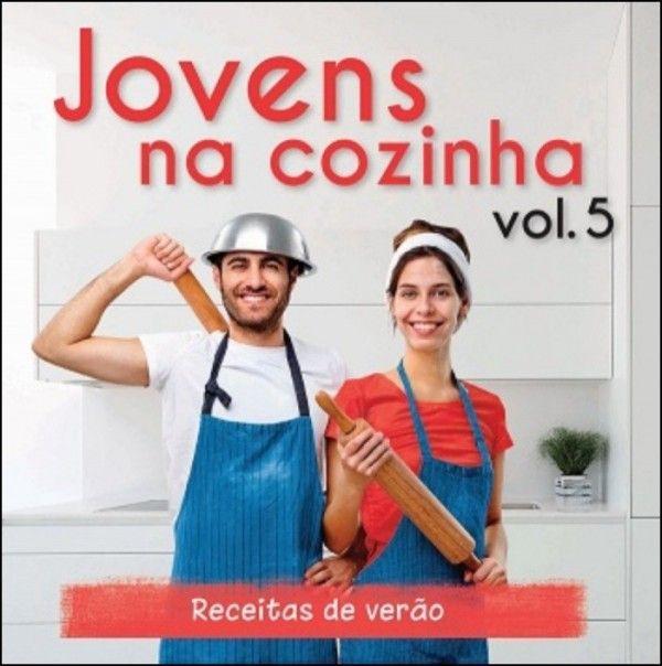 Jovens na Cozinha Vol. 5 - Receitas de Verão