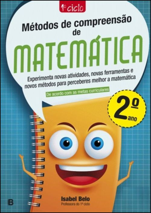 Métodos de Compreensão de Matemática - 2.º Ano
