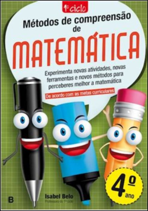 Métodos de Compreensão de Matemática - 4.º Ano