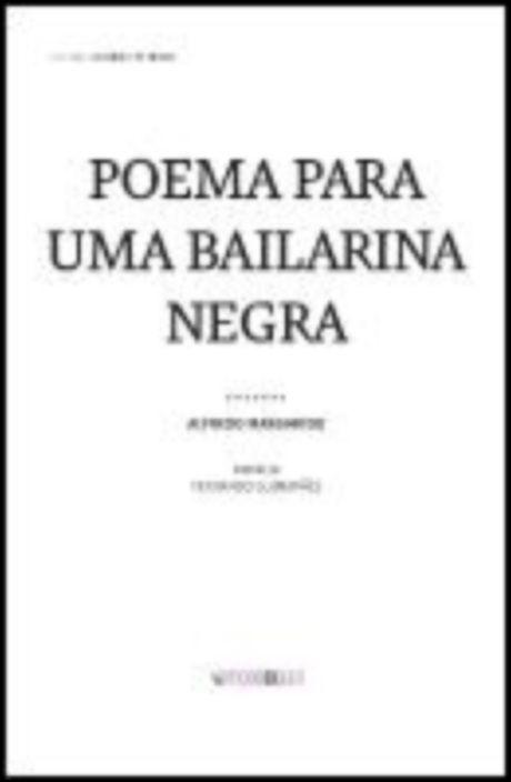 Poema para uma Bailarina Negra