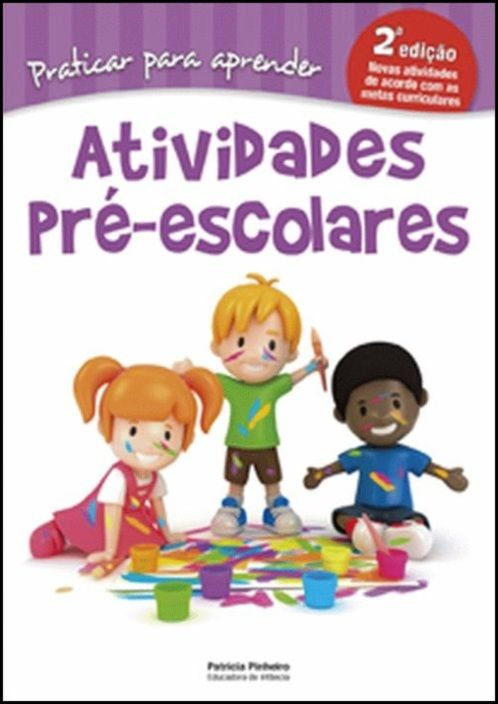 Praticar para Aprender - Atividades Pré-Escolares
