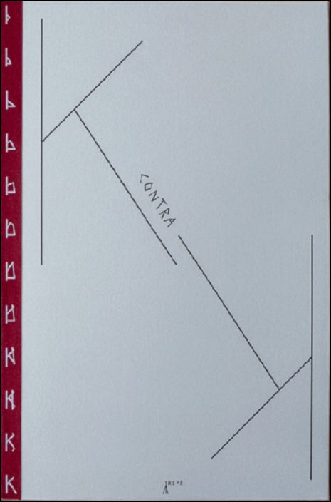 K Contra K: Catálogo Incompleto das Edições Tripé