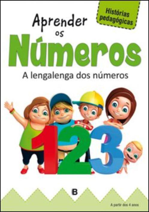 Histórias Pedagógicas - Aprender os Números