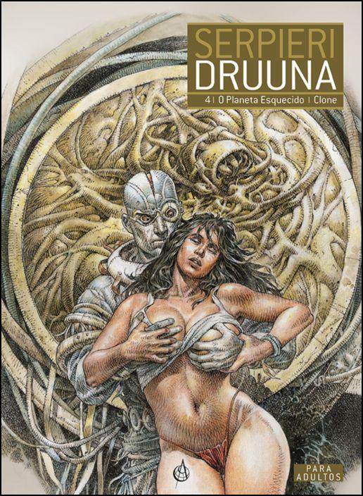Druuna 4 - O Planeta Esquecido / Clone