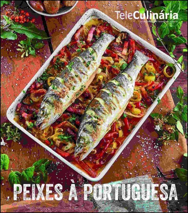 Peixes à Portuguesa