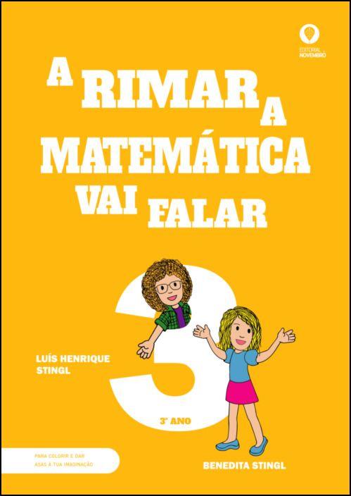 A Rimar a Matemática Vai Falar - Manual 3