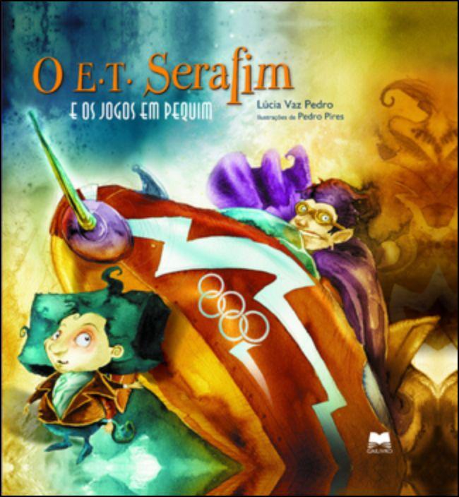 E.T. Serafim e os Jogos em Pequim