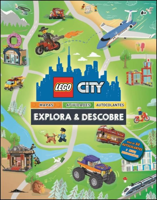 LEGO® City Explora & Descobre