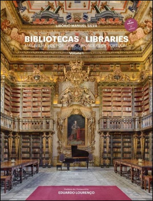 Bibliotecas - Maravilhas de Portugal / Libraries - Wonders of Portugal Vol.I