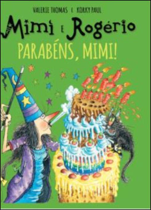 Mimi e Rogério: parabéns, Mimi!