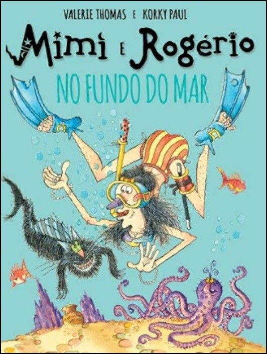 A Mimi e o Rogério e o Fundo do Mar