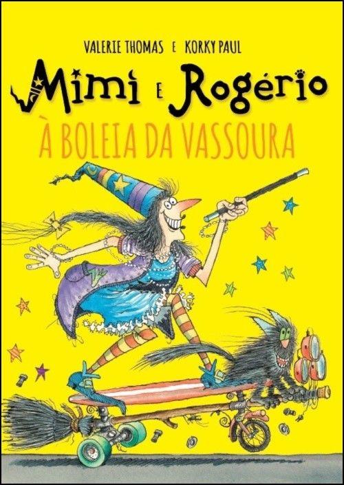 Mimi e Rogério à Boleia da Vassoura