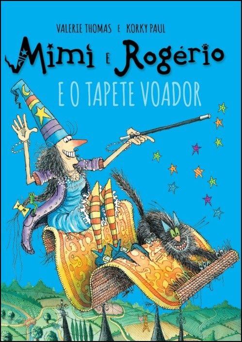 Mimi e Rogério e o Tapete Voador