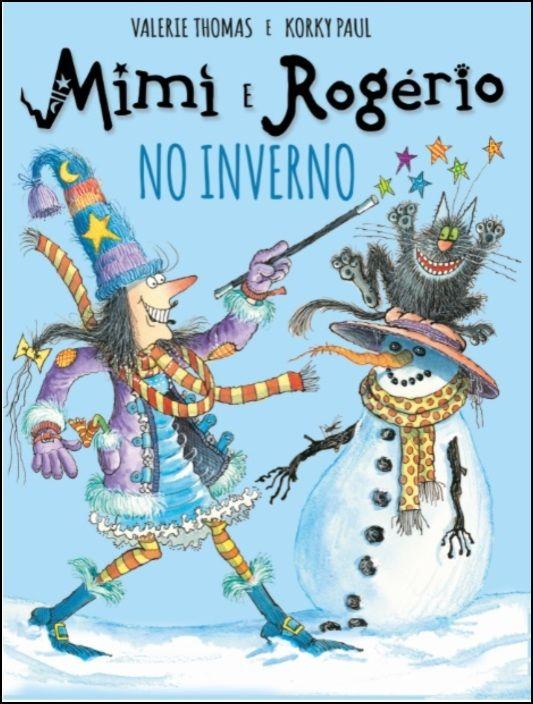 Mimi e Rogério no Inverno