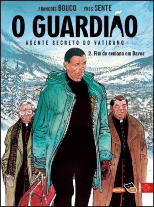 O Guardião, Agente Secreto do Vaticano - Vol. 2