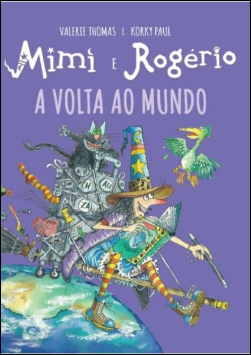 Mimi e Rogério: A Volta ao Mundo