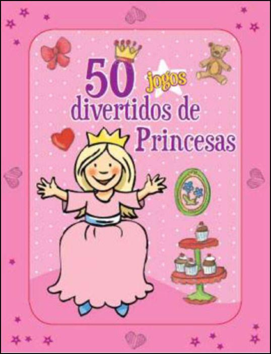 50 Jogos Divertidos de Princesas