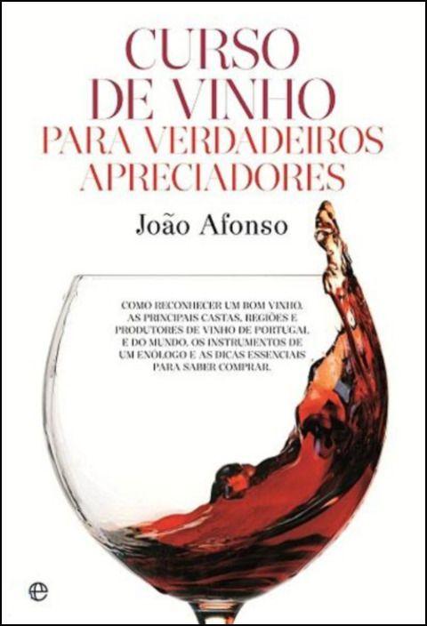 Curso de Vinho para Verdadeiros Apreciadores