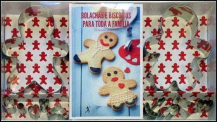 Bolachas e Biscoitos para Toda a Familia