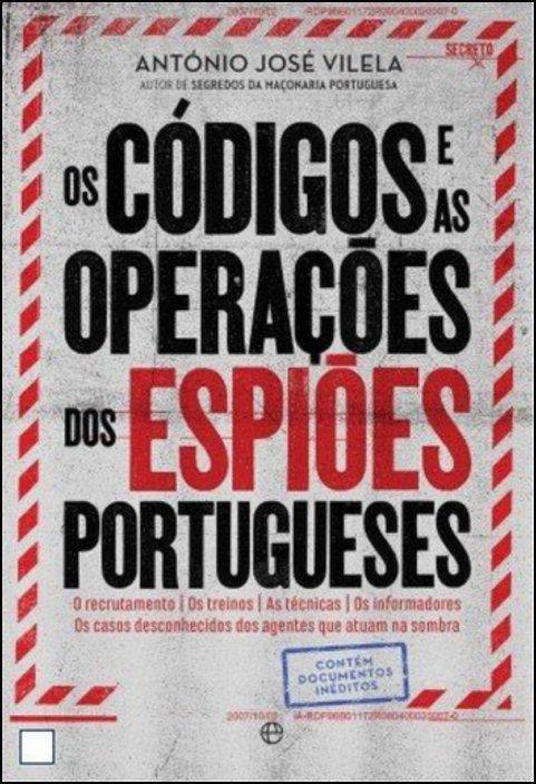 Os Códigos e as Operações dos Espiões Portugueses