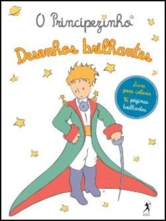 O Principezinho - Desenhos Brilhantes