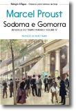 Em Busca do Tempo Perdido: Sodoma e Gomorra - Vol. IV