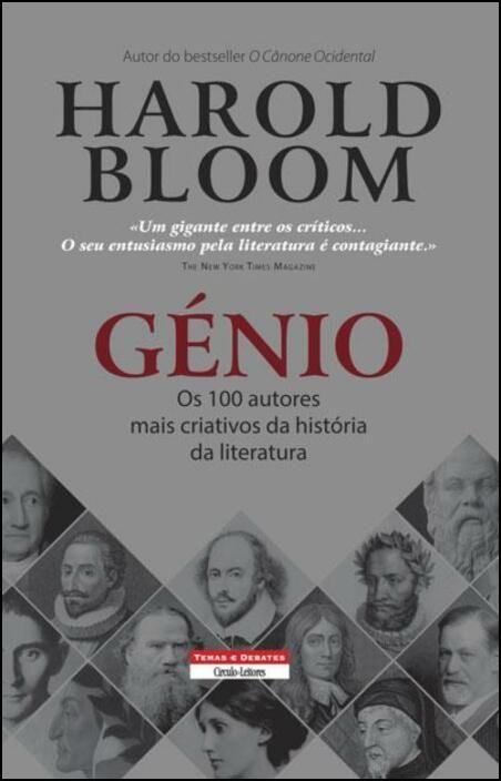 Génio: os 100 autores mais criativos da história da literatura