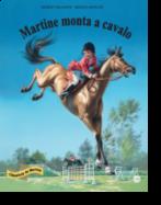 Martine Monta a Cavalo